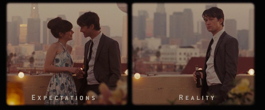 amori romantici - 500 days of summer