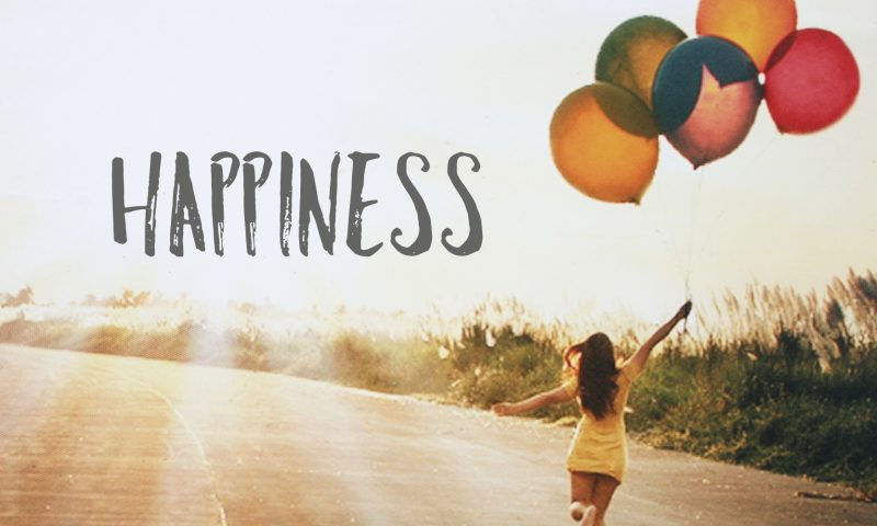 vorrei essere felice