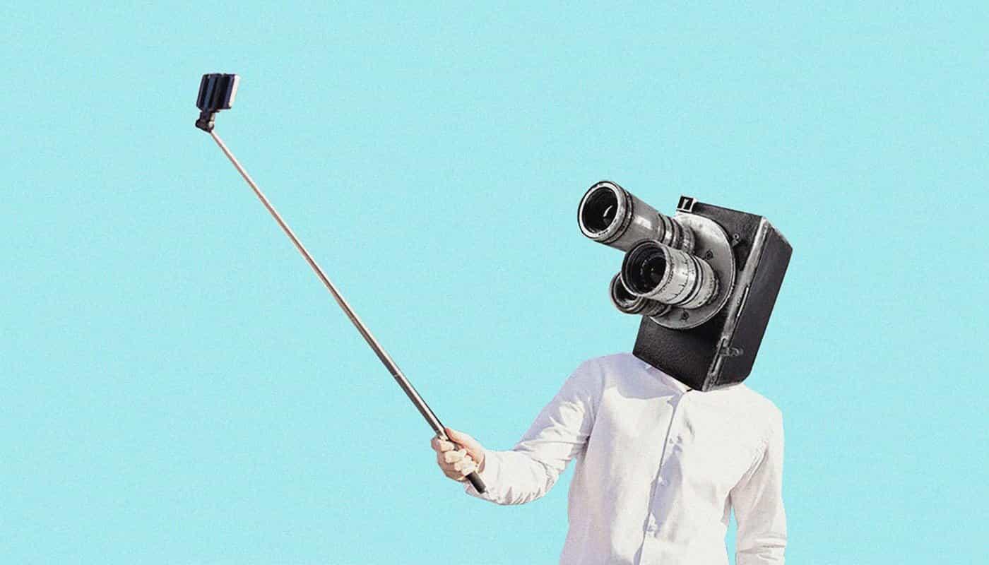 selfie significato