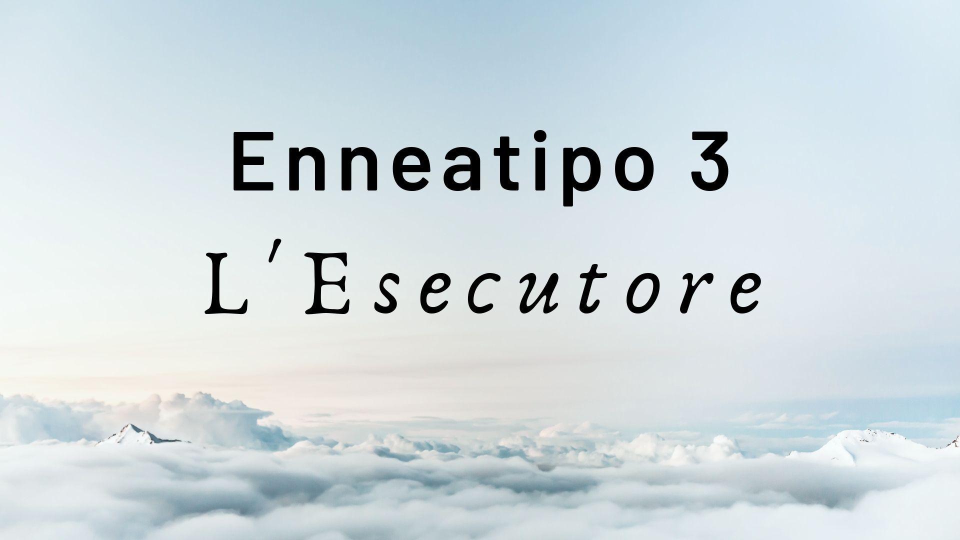 Enneatipo 3