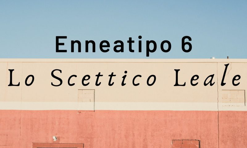 Enneatipo 6